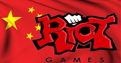 riot china logo