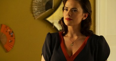"MARVEL'S AGENT CARTER - ""Better Angels"" - Peggy's search for the truth about Zero Matter puts her on a collision course with her superiors as Howard Stark barnstorms in, on ""Marvel's Agent Carter,"" TUESDAY, JANUARY 26 (9:00-10:00 p.m. EST) on the ABC Television Network. (ABC/Eric McCandless) HAYLEY ATWELL"