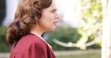 "MARVEL'S AGENT CARTER - ""Hollywood Ending"" - Peggy needs Howard Stark to eliminate Zero Matter as they are faced with a mission none of them could come back from, on the season finale of ""Marvel's Agent Carter,"" TUESDAY, MARCH 1 (9:00-10:00 p.m. EST) on the ABC Television Network. (ABC/Kelsey McNeal) HAYLEY ATWELL"