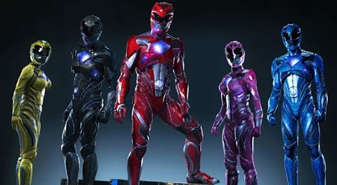 """Together We Are More"" POWER RANGERS Movie News"