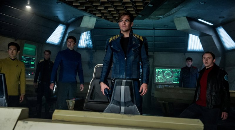 Photo credit: Kimberley French - © 2016 Paramount Pictures. All Rights Reserved. STAR TREK and all related marks and logos are trademarks of CBS Studios, Inc.