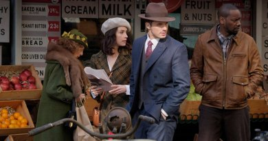 Producers, Creators Sued Over TIMELESS Concept