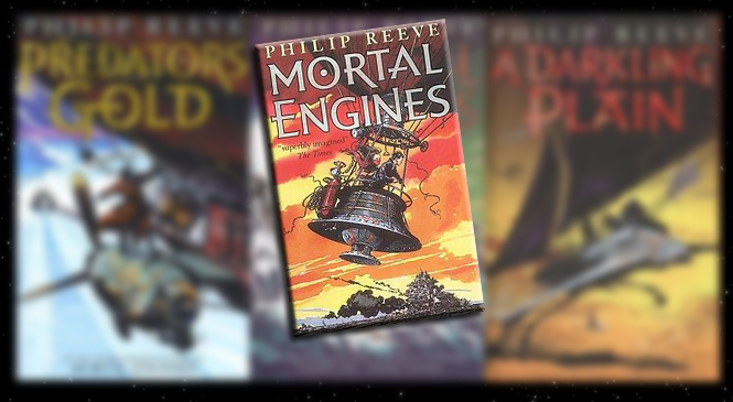 Peter Jackson's Next Project is MORTAL ENGINES