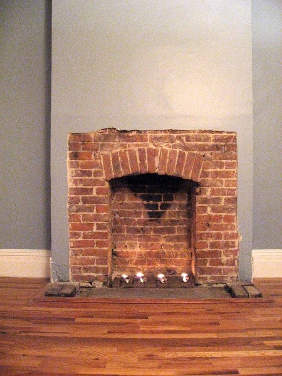 Our Fireplace Excavation Seeing Design