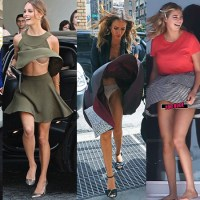 Top 17 Worst celebrity wardrobe malfunctions that went viral - #17 will leave you in stitches! (See Photos)