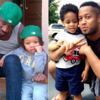 Top 25 Nigerian celebs and their cute kids (With Photos)
