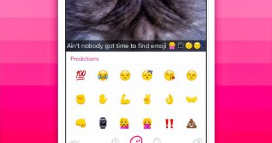 After Being Acquired by Microsoft, SwiftKey Now Offers Emoji Prediction App