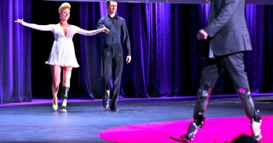 Biomechatronics and the Bionic Ballet [Video]