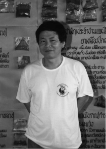 Khruu John Chongkol of ITM Chiangmai, Thailand