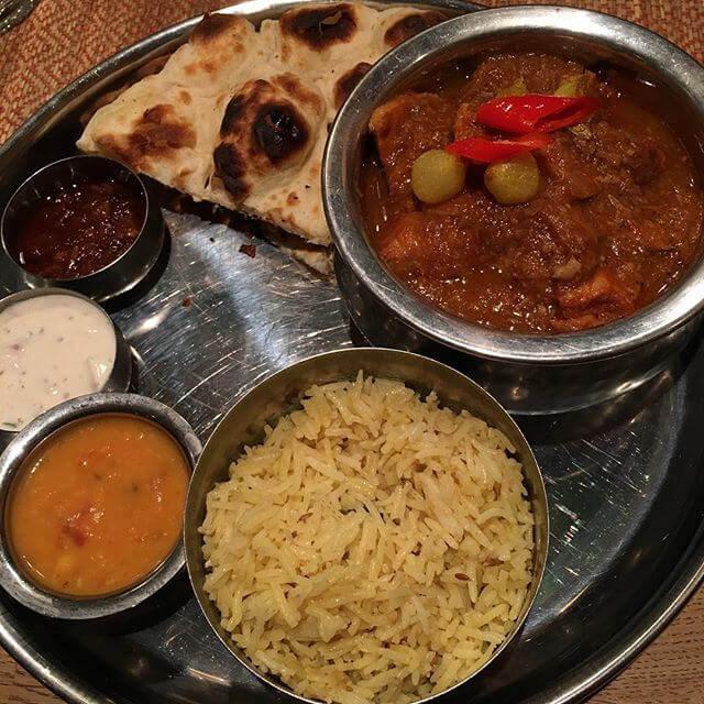Pork Vindaloo, India, Indian Food, South Indian, South Indian Food