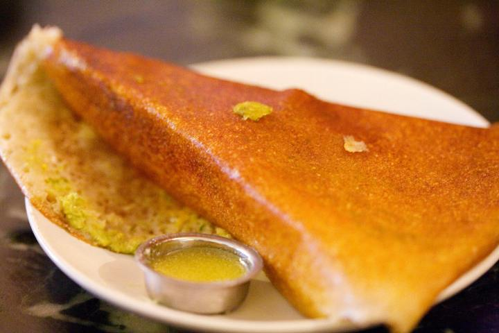 Dosa, India, Indian Food, South India, South Indian Food, Snacks, Street Food