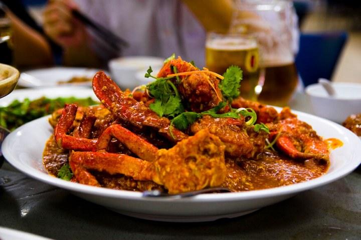 Chilli crab, chili crap, Signapore, seafood, recipes