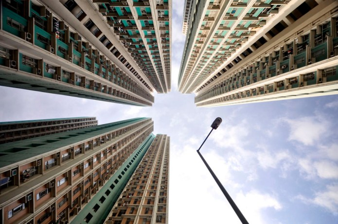 Photographer Romain Jacquet-Lagrèze's Vertical Horizon in Hong Kong on Visit50