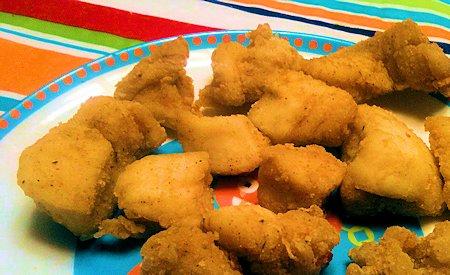 Tom's Best Ever Fried Chicken