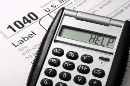 1040 Tax Help