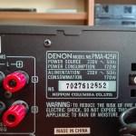 Denon PMA-425R