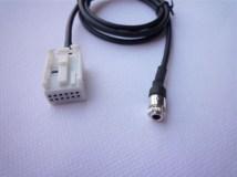 AUX кабел Audi (A3, A4, A6, A8, S4, TT)