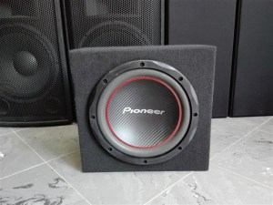 X  Бас каса Pioneer TS-W304R