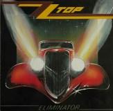 Грамофонна плоча  ZZ Top – Eliminator – Архив