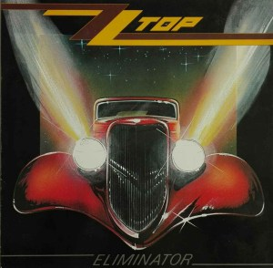 Грамофонна плоча  ZZ Top – Eliminator