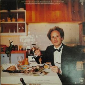 Грамофонна плоча  Art Garfunkel – Fate For Breakfast