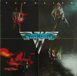 Грамофонна плоча Van Halen – Van Halen