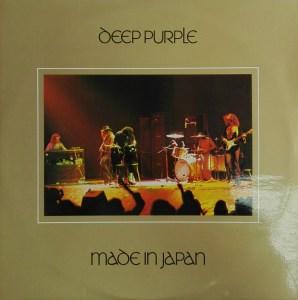 Грамофонна плоча Deep Purple – Made In Japan