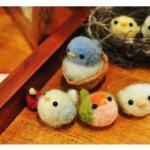 【 羊毛フェルト 小鳥カフェ 】今年も開催予定!