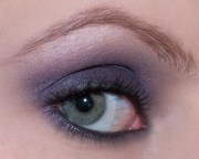 violet mauve Eyes Of The Day