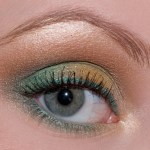 vert teal orange or jaune Eyes Of The Day 