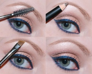 sourcils Make Up Basics