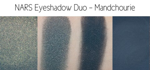 swatches review NARS Eyeshadow Duos NARS