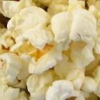 Curried Microwave Popcorn