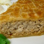 Meat Pie (Tourtiere)