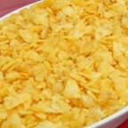 No-Bake Crispy Potato Chip Mac and Cheese