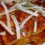 Sausage and Zucchini Lasagna
