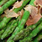 Asparagus, Ham, and Lemon