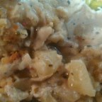 Stacey's Chicken and Stuffing Casserole