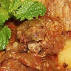 Roasted Green Chile Stew