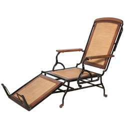 Plush Cevedra Sheldon Rolling Cane Cast Iron Chaise Lounge Cevedra Sheldon Rolling Cane Cast Iron Chaise Lounge Fing Patio Chaise Lounge Chairs Fable Chaise Lounge Chairs Outdoor