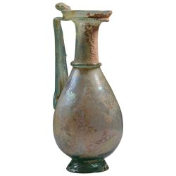 Small Of Jug Of Aged Iron Wine