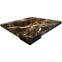 Small Crop Of Marble Coffee Table