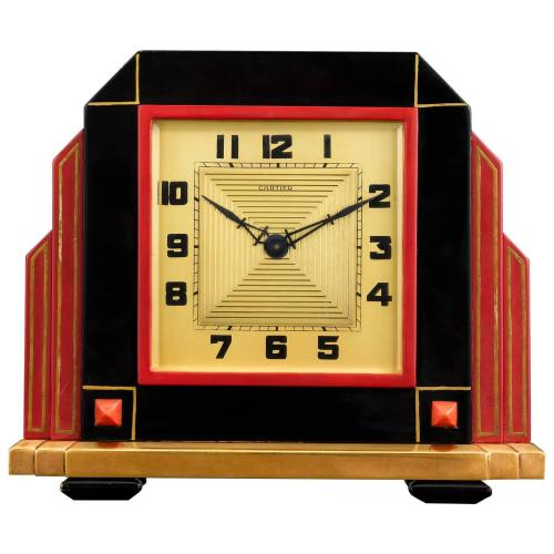 Medium Crop Of Art Deco Clock
