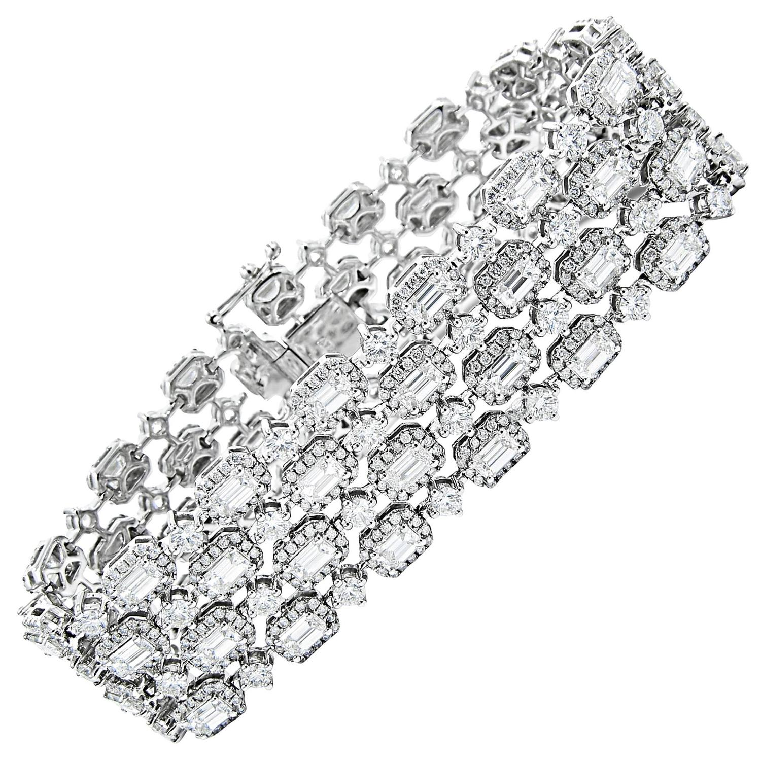 Fullsize Of Diamond Tennis Bracelet