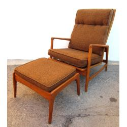 Small Crop Of Modern Lounge Chairs With Ottoman
