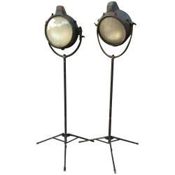 Small Of Industrial Floor Lamp