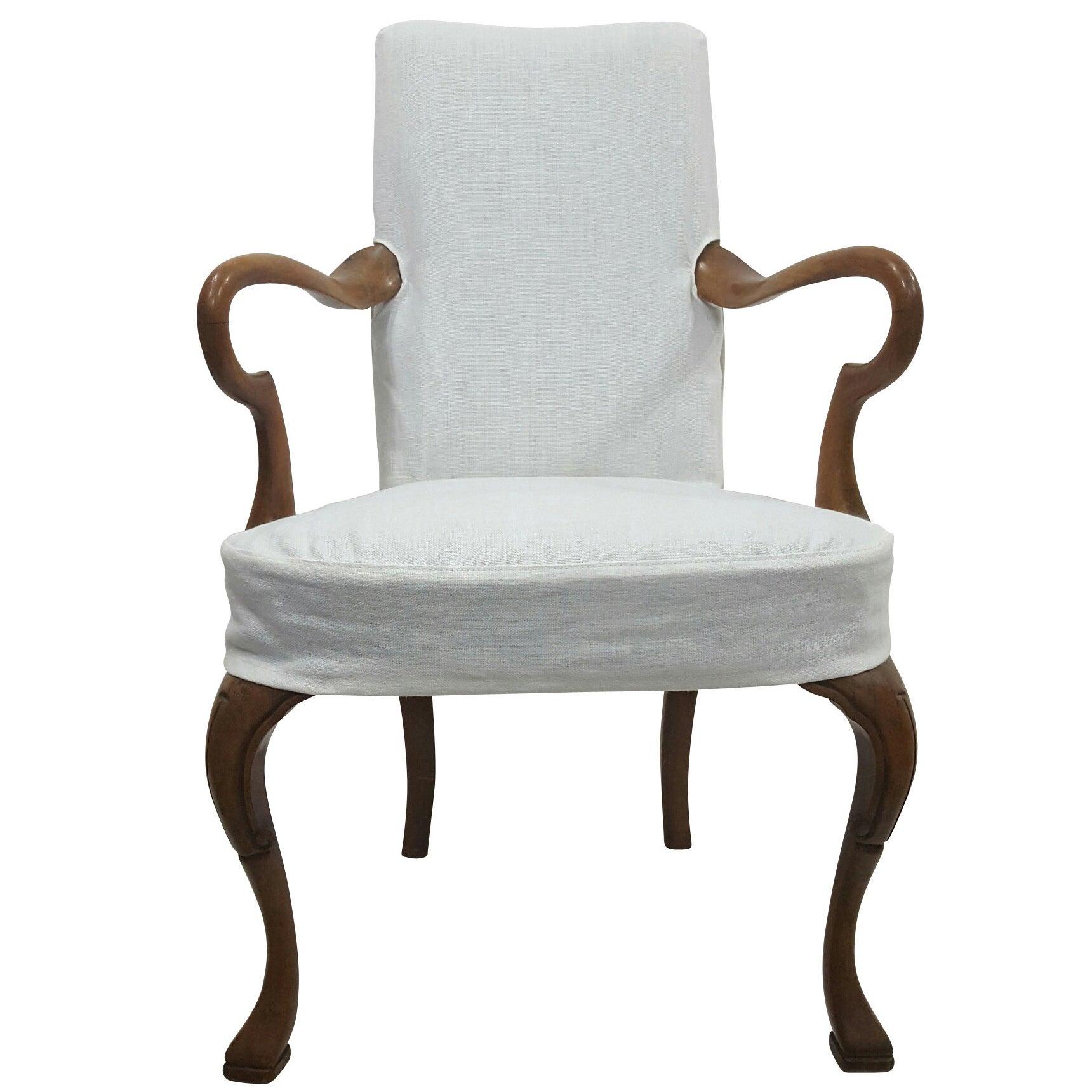Fullsize Of Queen Anne Chair