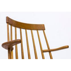 Ideal Solid Oak By Yngve At Scandinavian Easy Chair Solid Oak By Yngve Ekstrm Lounge Easy Chair Danish Mid Century Easy Chairs Scandinavian Easy Chair furniture Modern Easy Chair
