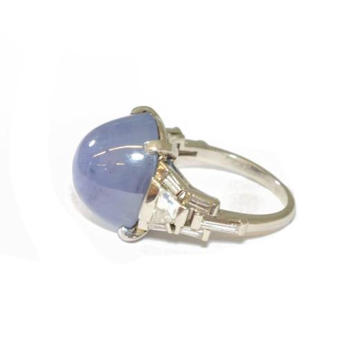 Medium Of Star Sapphire Ring