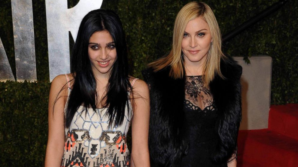 Image result for madonna and her daughter